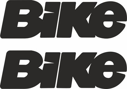 "Picture of ""Bike"" Track and street race sponsor logo"