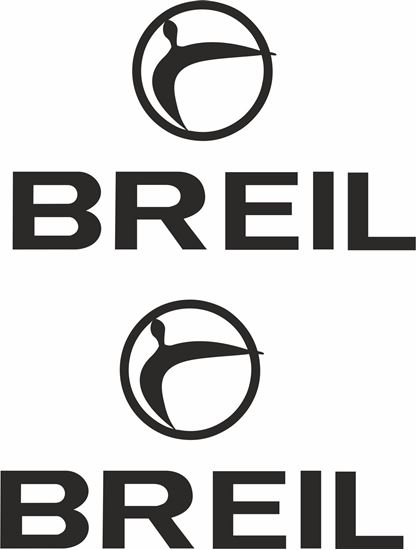 """Picture of """"Breil"""" Track and street race sponsor logo"""