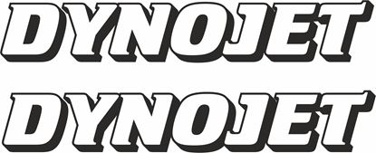 "Picture of ""Dynojet"" Track and street race sponsor logo"