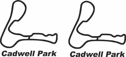 "Picture of ""Cadwell Park"" Track and street race sponsor logo"