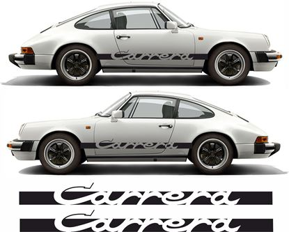 Picture of Porsche classic 911r /  911 str  Stripes / Stickers