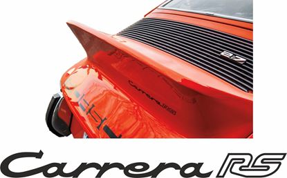Picture of Porsche 911 Carrera RS / RSR replacement  engine Lid Decal
