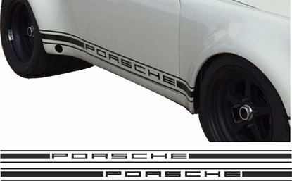 Picture of Porsche Carrera RS / RSR  side Stripes / Stickers