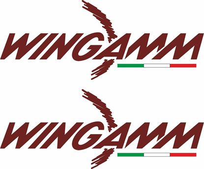 "Picture of ""Wingamm""General panel  Decals  / Stickers"