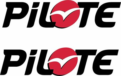 "Picture of ""Pilote""General panel  Decals  / Stickers"
