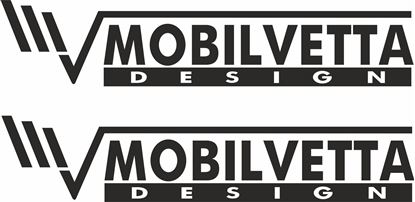 "Picture of ""Mobilvetta Design""General panel  Decals  / Stickers"