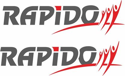Picture of Rapido Decals  / Stickers