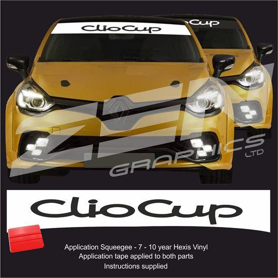 "Picture of ""Clio Cup  Sunstrip  / Sticker"