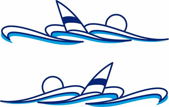 Picture of Surf General panel Decals / Stickers