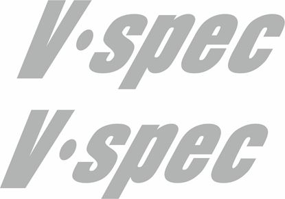 Picture of Nissan Skyline R32 V-Spec Decals / Stickers