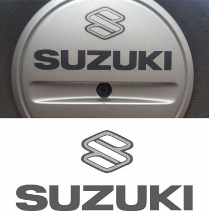 Picture of Suzuki Vitara wheel cover or generic Decal / Sticker