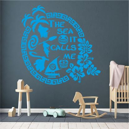"Picture of ""Moana"" Wall Art sticker"