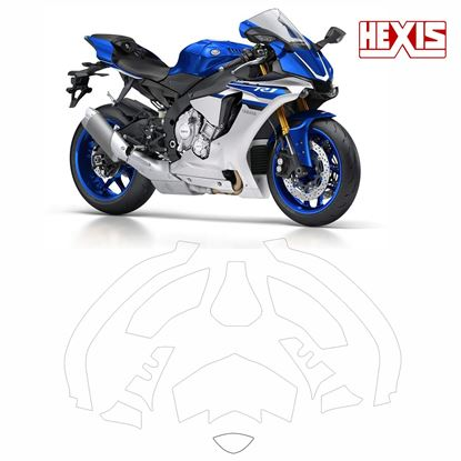 Picture of Yamaha R1 2016+ Pre Cut Paint Protection Kit