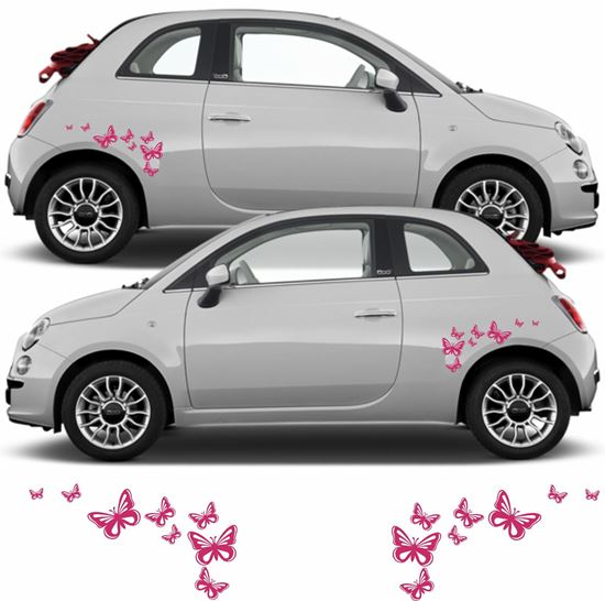 "Picture of ""Butterflies"" Decals / Stickers"
