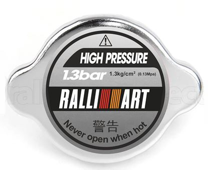 Picture of Mitsubishi Radiator Cap Decal / Sticker