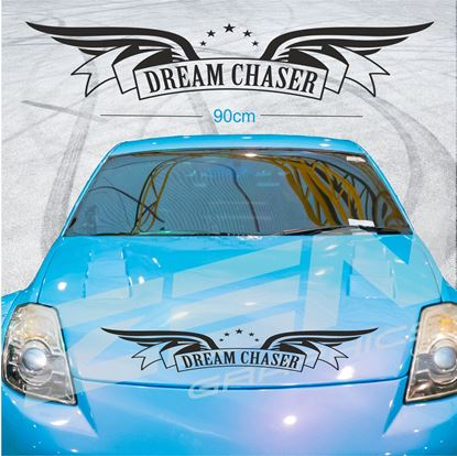 "Picture of ""Dream Chaser"" Screen Decal / Sticker"