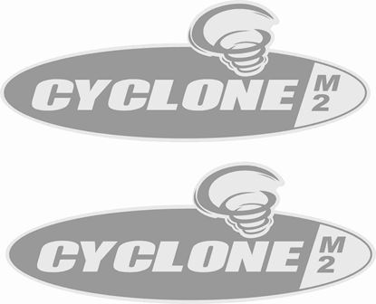 "Picture of Harley Davidson Buel ""Cyclone M2""  Decals / Stickers"