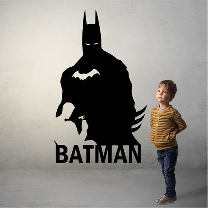 "Picture of ""Batman""  Wall Art sticker"
