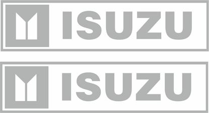 Picture of Isuzu Decals / Stickers