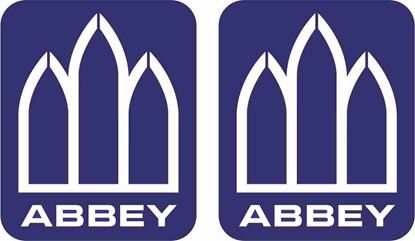 "Picture of ""Abbey"" panel  Decals  / Stickers"