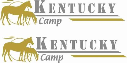 """Picture of """"Kentucy"""" panel  Decals  / Stickers"""