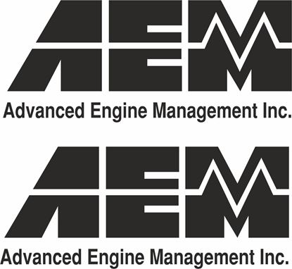 """Picture of """"AEM""""  JDM Decals / Stickers"""