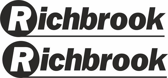 "Picture of ""Richbrook"" Decals / Stickers"