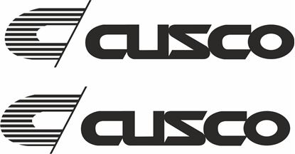 """Picture of """"Cusco""""Decals / Stickers"""