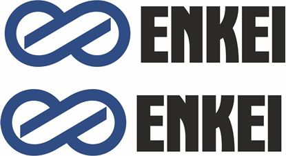 "Picture of ""Enkei"" Decals / Stickers"