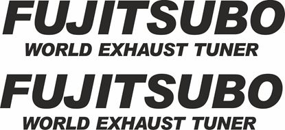 """Picture of """"Fujitsubo..."""" Decals / Stickers"""