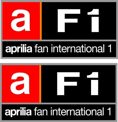 Picture of Aprilia F1 Decals / Stickers