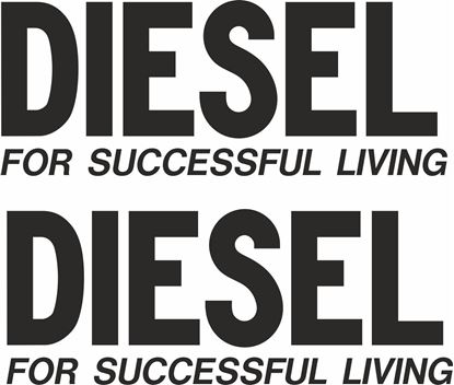 "Picture of ""Diesel"" Track and street race sponsor logo"