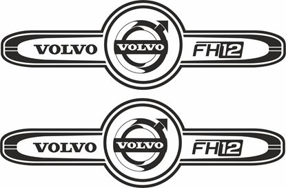 Picture of Volvo FH12 Decals / Sticker