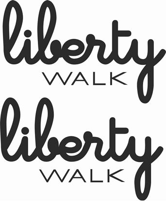 "Picture of ""Liberty Walk"" Decals / Stickers"