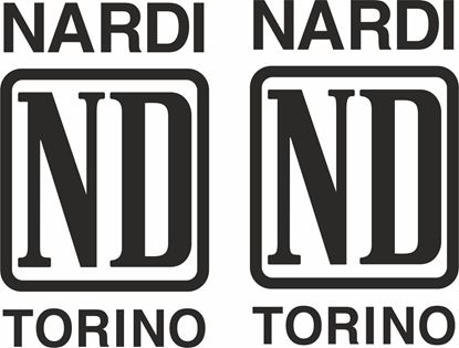 "Picture of ""Nardi Torino"" Decals / Stickers"