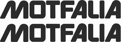 Picture of T25 / T3 Motfalia replacement Decals /  Stickers