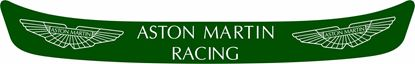 "Picture of ""Aston Martin Racing"" Helmet Visor Strip"