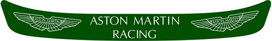 "Picture of ""Aston Martin Racing"" Helmet Visor Strip"