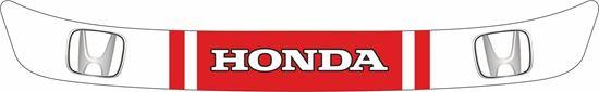 """Picture of """"Honda Helmet Visor Strip"""