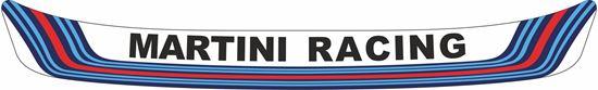 "Picture of ""Martini Racing"" Helmet Visor Strip"