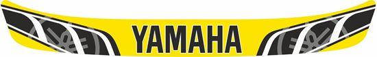 "Picture of ""Yamaha"" Helmet Visor Strip"