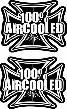 Picture of Air Cooled Decals / Stickers