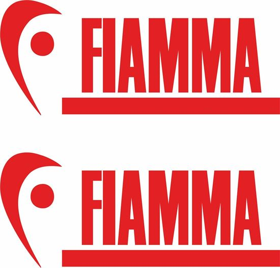 "Picture of ""Fiamma"" panel  Decals  / Stickers"