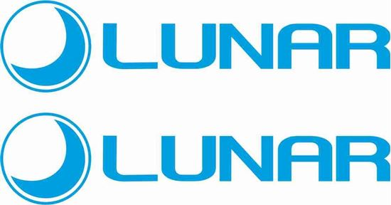 """Picture of """"Lunar"""" panel  Decals  / Stickers"""