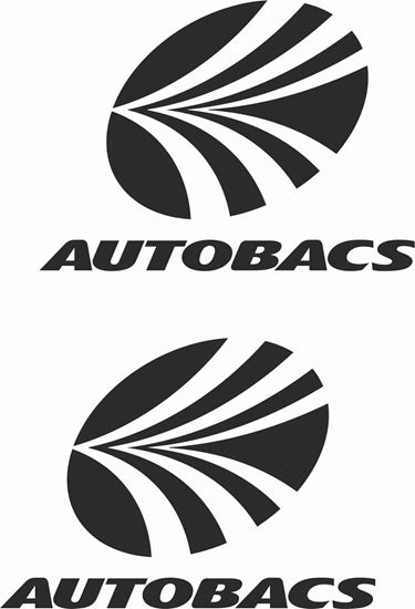 "Picture of ""Autobacs""  Decals / Stickers"