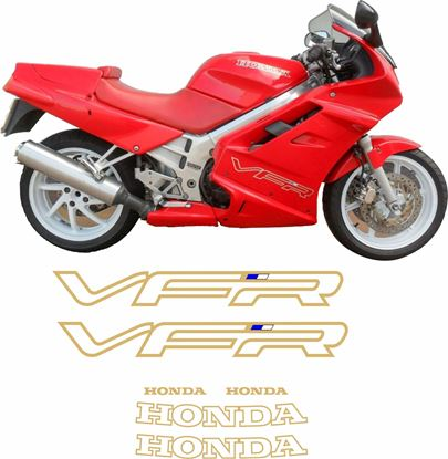 Picture of Honda VFR 750 RC36 1990 - 1993 Replacement Decals / Stickers