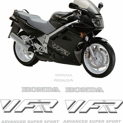 Picture of Honda VFR 750 RC36 1992  Replacement Decals / Stickers
