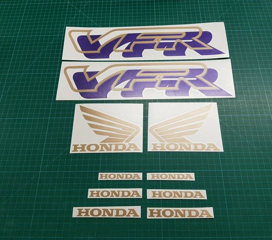 Picture of Honda VFR 750 1994 - 1997 Replacement Decals / Stickers