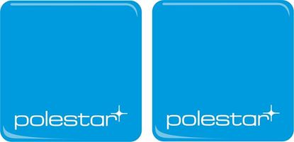 Picture of Volvo Polstar 30mm  Gel Badges