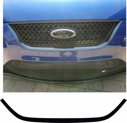 Picture of Ford Focus ST MK2 top Bumper to Grill pre cut Viny overlay